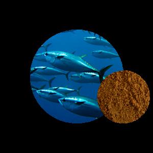 Proteína hidrolizada de atún