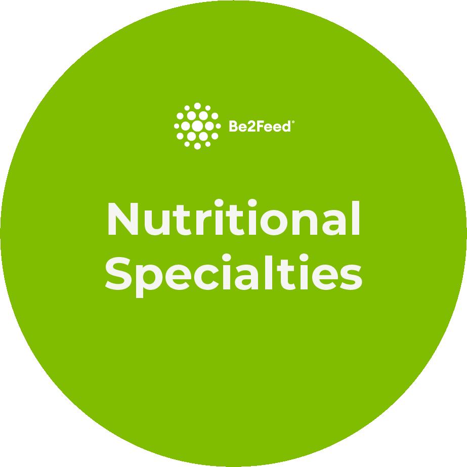 Especialidades nutricionales